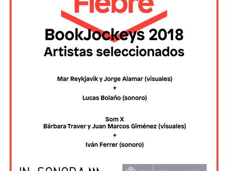Seleccionados BookJockeys 2018