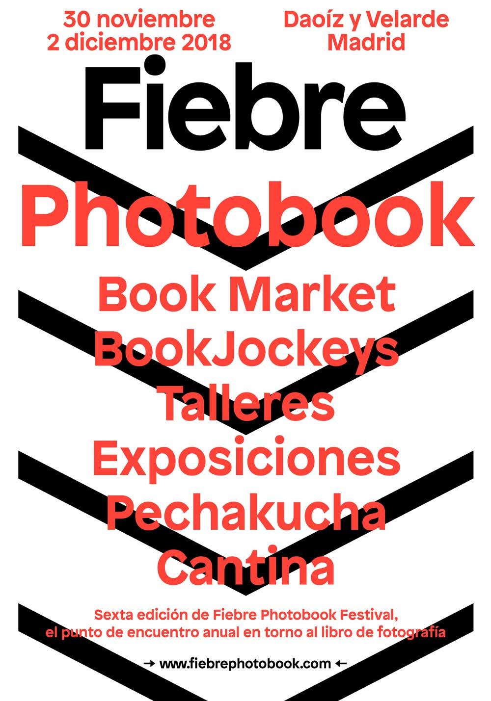 Fiebre Photobook Festival 2018