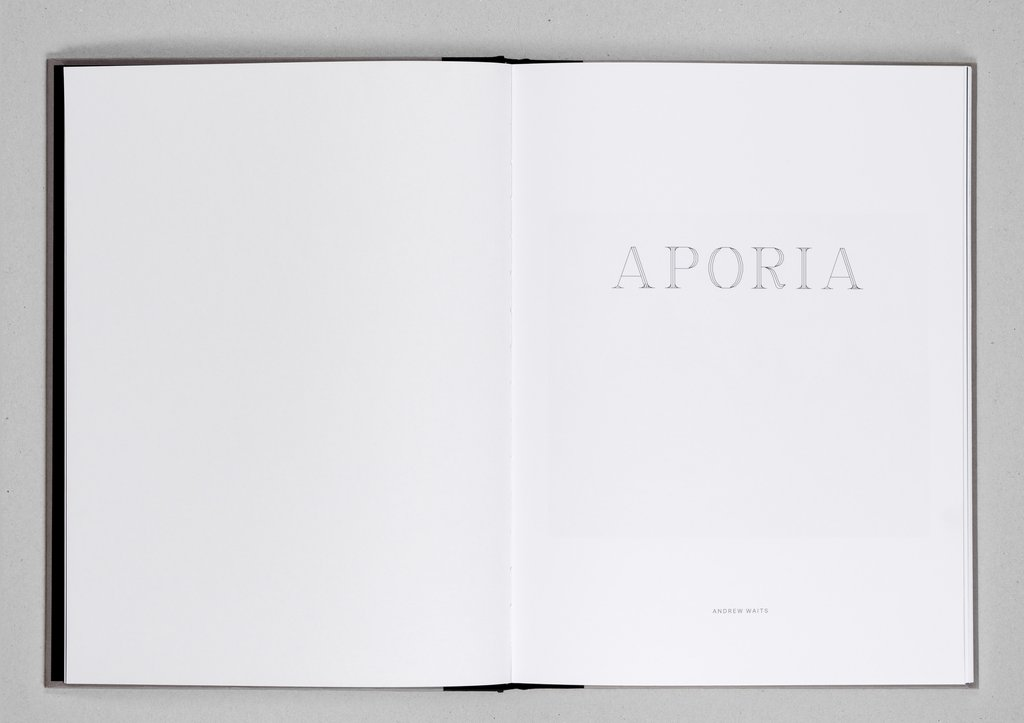 APORIA 02 Andrew Waits