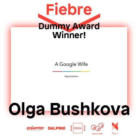 Winner of Fiebre Dummy Award