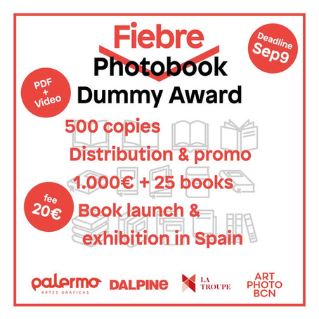 Fiebre Dummy Award 2019 Open Call