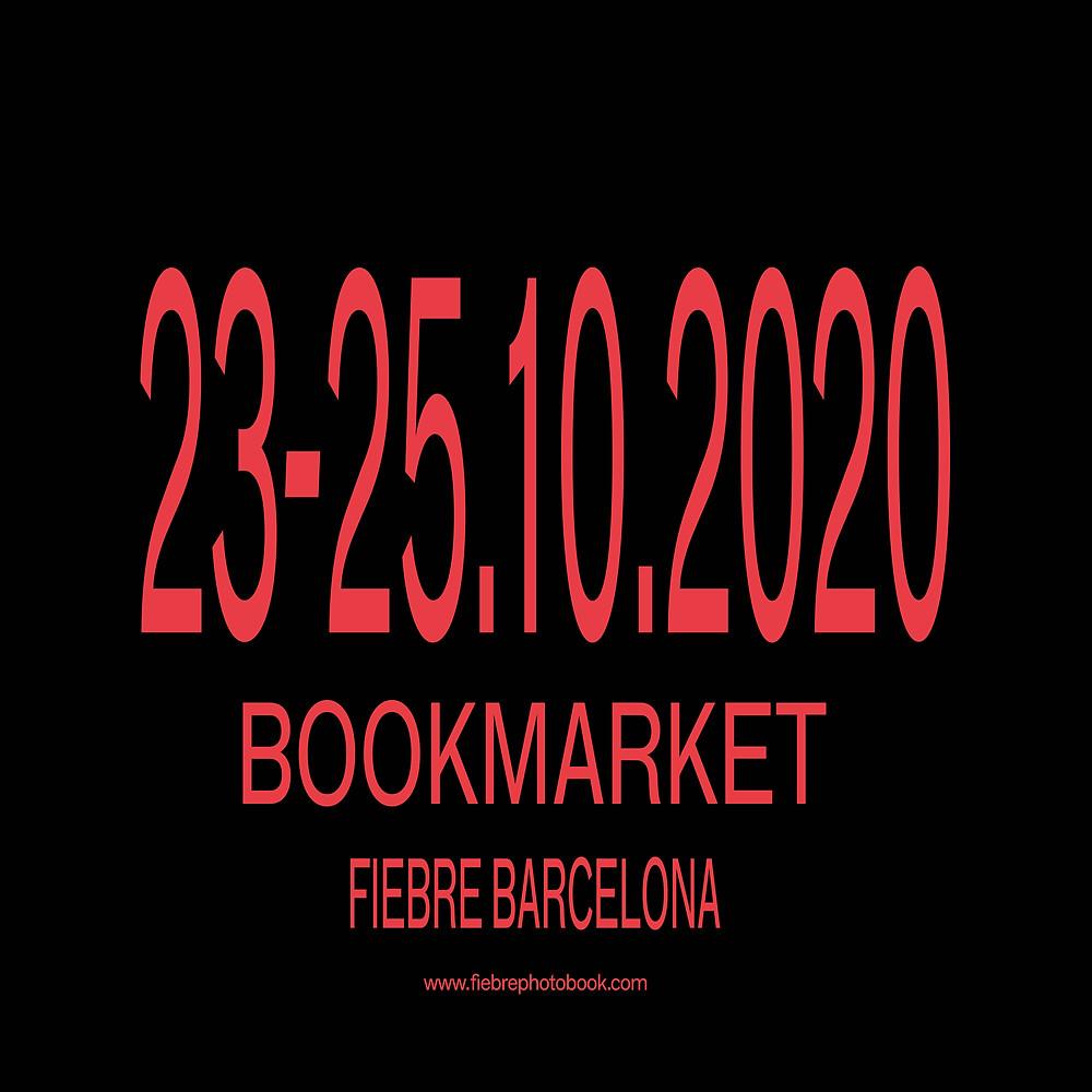 Cambio de fechas de la feria Fiebre Photobook Barcelona