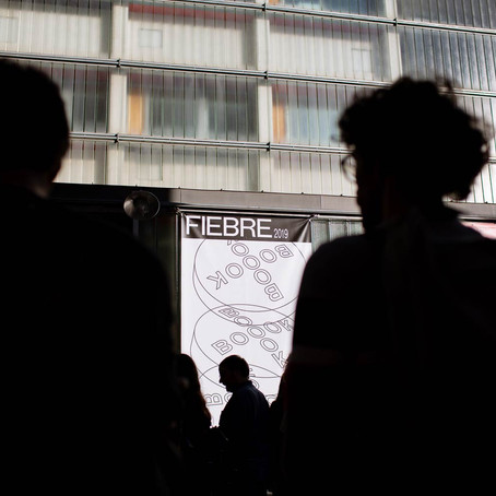 This was the 7th edition of FIEBRE Photobook Festival