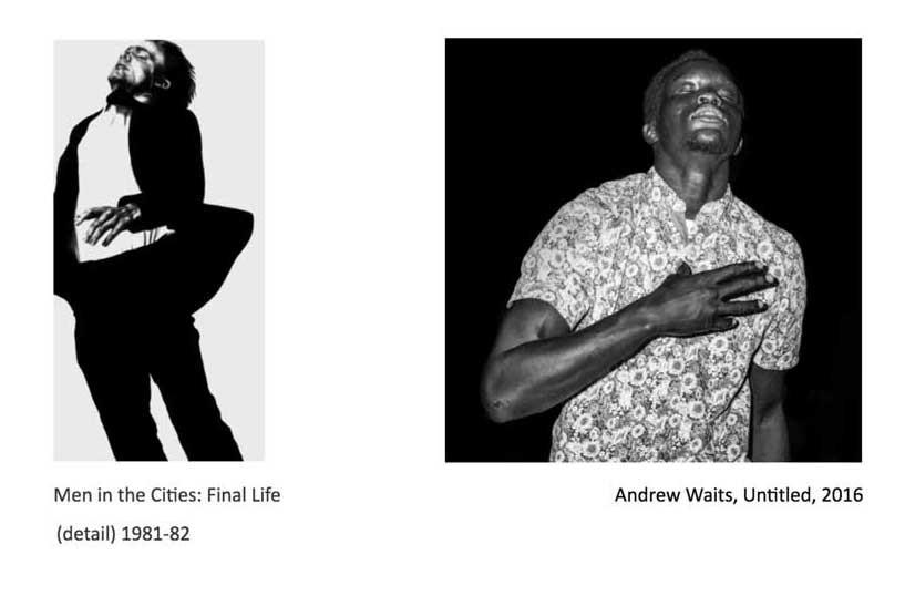 Influences - Aporia by Andrew Waits