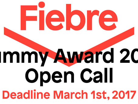 The 2nd edition of Fiebre Dummy Award is already open