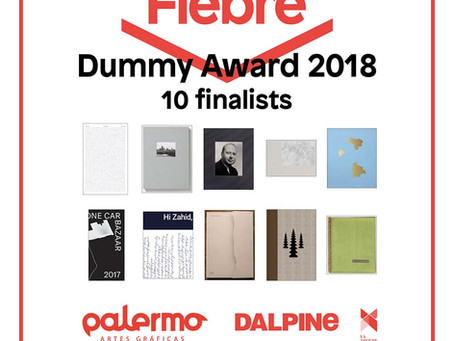 Fiebre Dummy Award 2018 10 finalists