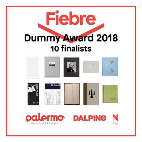 FiebreDummy Award 2018 10 finalists