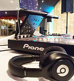 DJ & SOUND SYSTEM HIRE