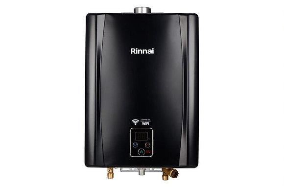 Aquecedor a Gás GLP/GN Digital 21 L /Min OU 33L/Min Baixa Pressão RINNAI