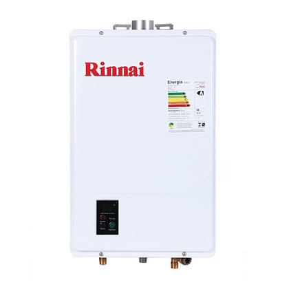 Aquecedor a Gás Digital - 22,5 L /Min Bivolt REU1602 FEH RINNAI
