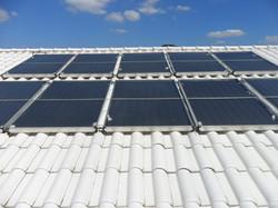 Instalação Plcas Solares
