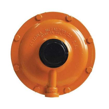 Regulador Gás  aliança GLP - Baixa pressão - 2° estágio