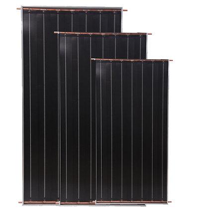 Placa Solar  7 Aletas Black Tech Rinnai RSC