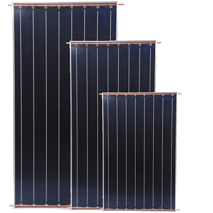 Placa Solar 8 Aletas Titanium Plus