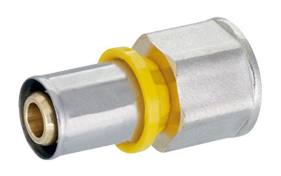 Conector Fêmea Tubulação Gás