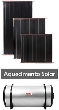 Aquecimento Solar: Placa Solar e Boiler