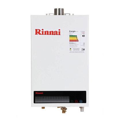 Aquecedor a Gás Digital GN /GLP 12 L/ Min REU1002 FEH Bivolt