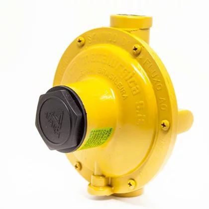 Regulador Gás  aliança GLP - Baixa pressão - 1° estágio