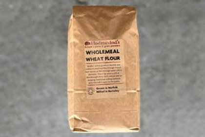 Hodmedod's Organic Stoneground Wholemeal Wheat Flour