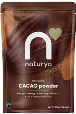 Naturya Cacao Powder 250g
