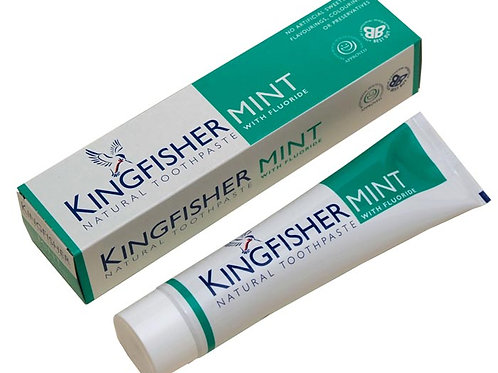 Kingfisher Mint Toothpaste With Fluoride