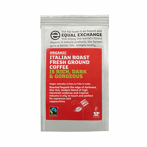 Equal Exchange Organic Italian Ground Coffee