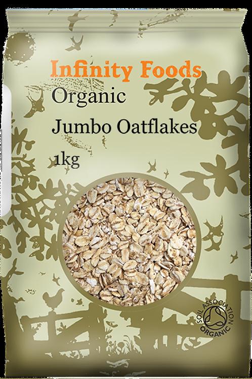 Infinity Organic Jumbo Oats