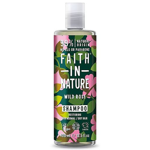 Faith In Nature Wild Rose Hair Care