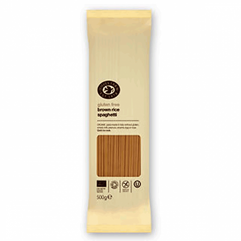 Doves Farm Gluten Free Brown Rice Spaghetti