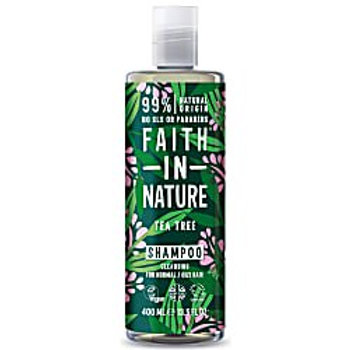 Faith In Nature Tea Tree Hair Care