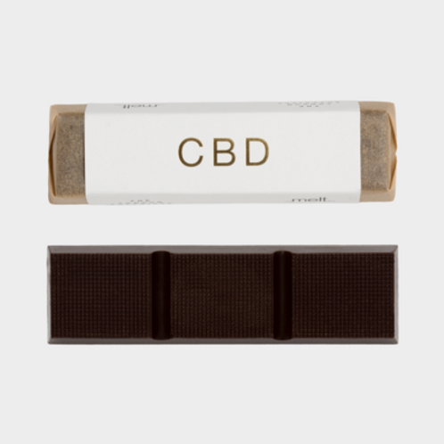 The London Botanists CBD Dark Chocolate