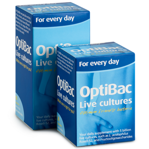 OptiBac For Every Day