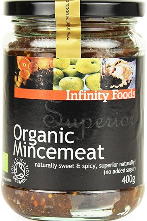 Infinity Foods Superior Organic Mincemeat