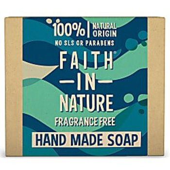 Faith In Nature Fragrance Free Hand Soap