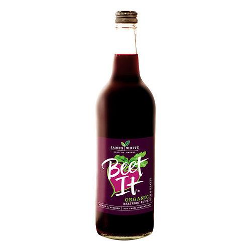 James White Beet It Organic Beetroot Juice