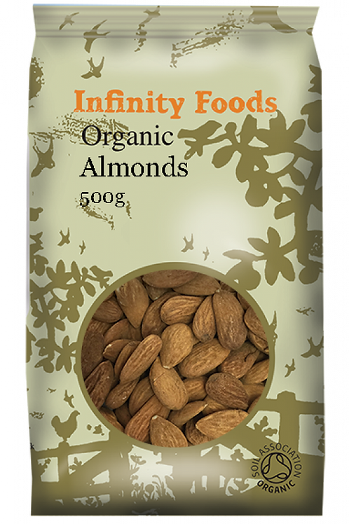 Infinity Organic Almonds