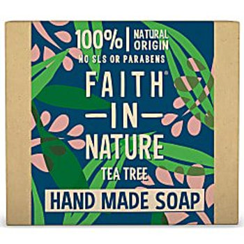 Faith In Nature Tea Tree Hand Soap