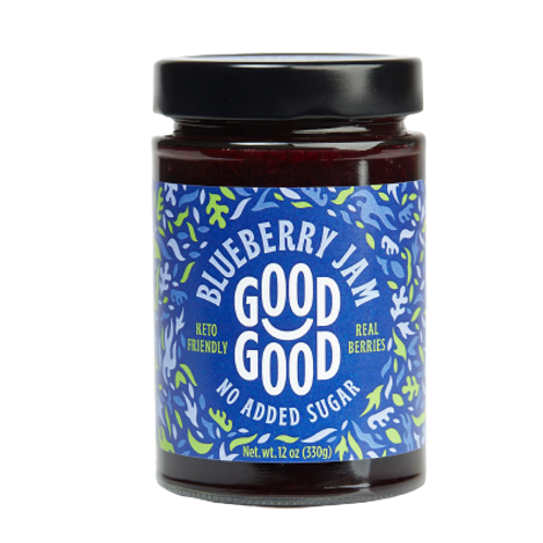 Good Good Sweet Keto Friendly Jam 330g