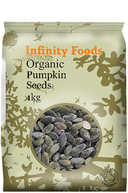 Infinity Organic Pumpkin Seeds
