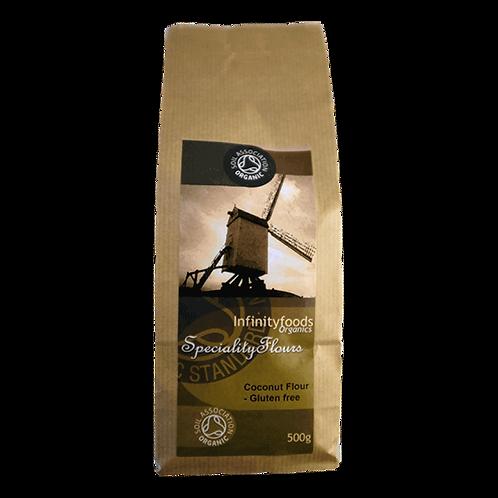 Infinity Organic Coconut Flour 500g