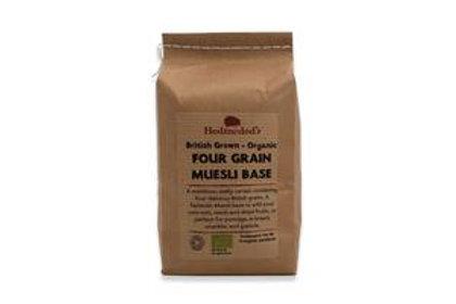 Hodmedod's Organic Four Grain Muesli Base 500g