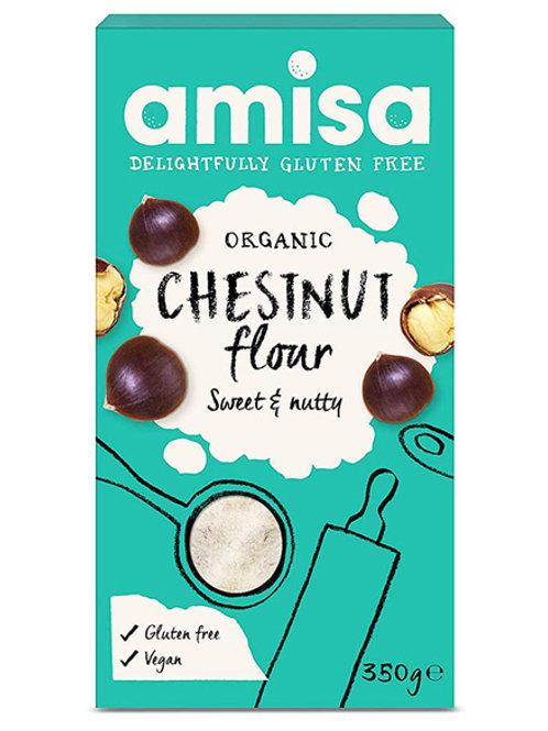 Amisa Organic Chestnut Flour 350g