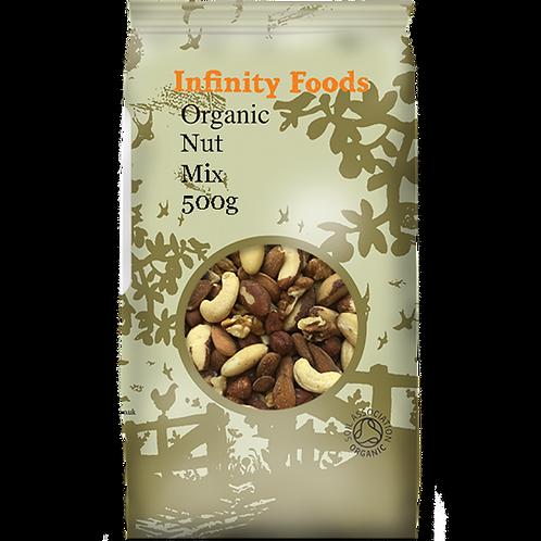Infinity Organic Nut Mix