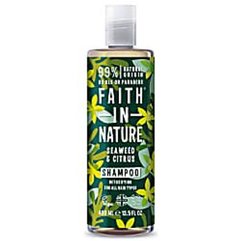 Faith In Nature Seaweed & Citrus Hair Care