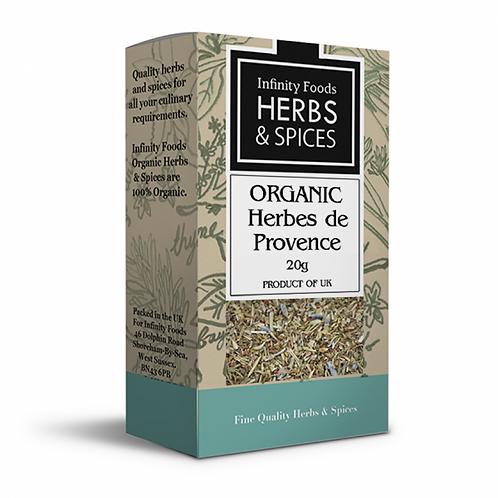 Infinity Organic Herbs