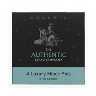 The Authentic Bread Company Mince Pies