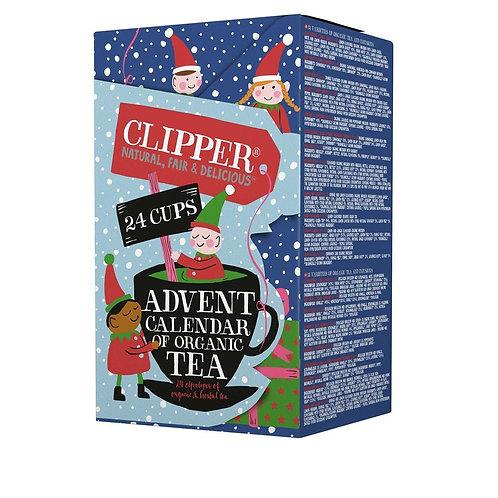 Clipper Organic Teas Advent Calendar