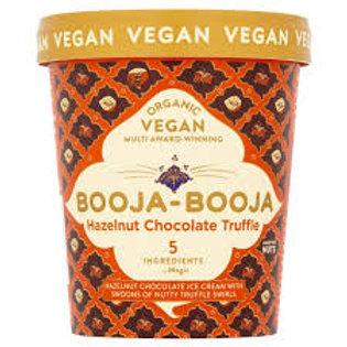 Booja Booja Hazelnut Chocolate Truffle Ice Cream