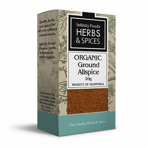 Infinity Organic Spices