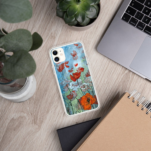 Poppies - iPhone Case